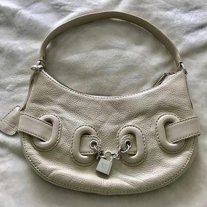 Michael Kohrs off white purse